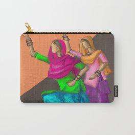 Punjabi girls Giddah Carry-All Pouch