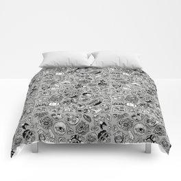 heaps of heads Comforters