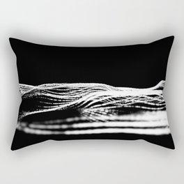 WAVES 01 Naomiworks Rectangular Pillow