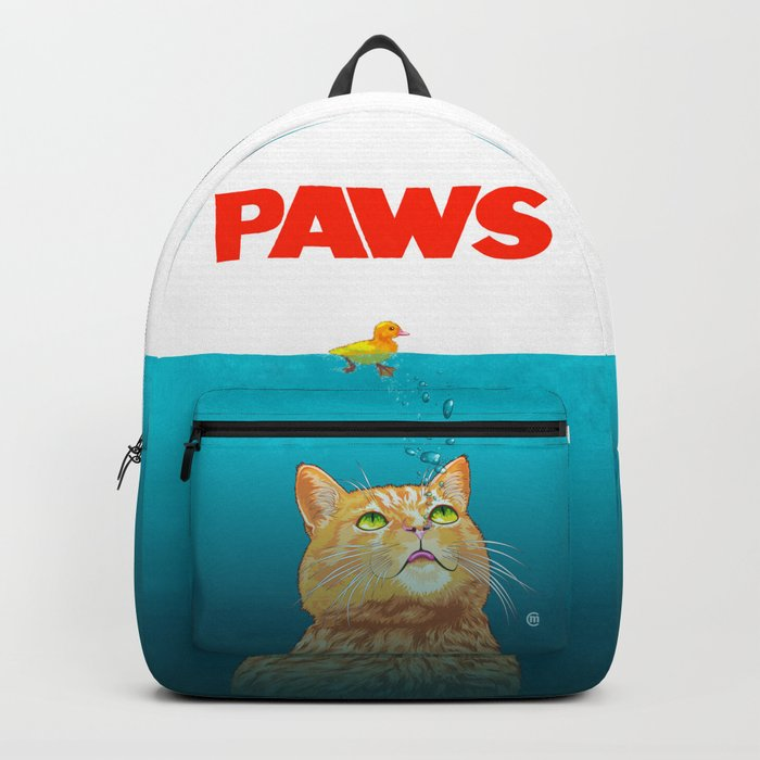 Paws! Backpack