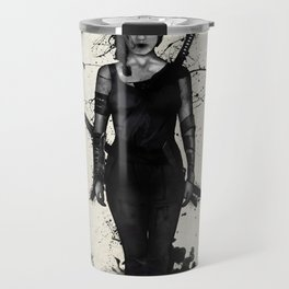 Onna Bugeisha Travel Mug