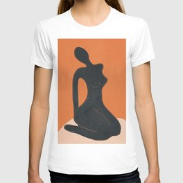 Abstract Nude II T-shirt