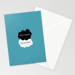 Wifi Password Stationery Cards
