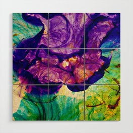 New Garden Wood Wall Art
