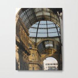 Gallery Milano Metal Print