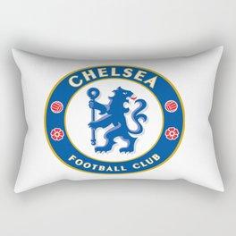 Chelsea Logo Rectangular Pillow
