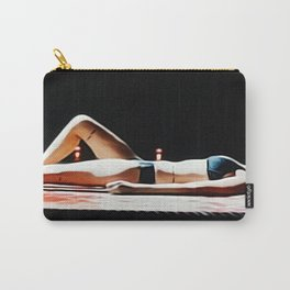 Splicing Carry-All Pouch