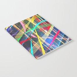 Silent Waves Notebook