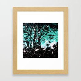 The Tree that is No More Framed Art Print