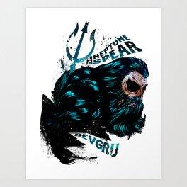 DEVGRU -Neptune Spear Art Print