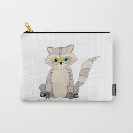 Littl Racoon Carry-All Pouch