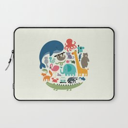 We Are One Laptop Sleeve