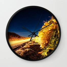 LightTrails Wall Clock