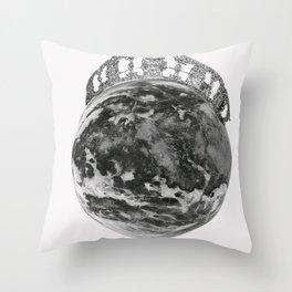 Queen Luna  Throw Pillow