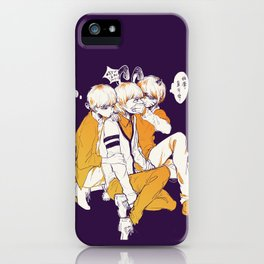 tfboys halloween iPhone Case