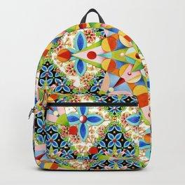Elizabethan Blossom Starburst Backpack