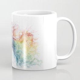 Unicorn dissolving Coffee Mug