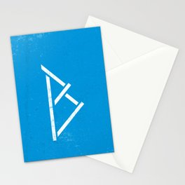 Letter B - Letter A Day Project Stationery Cards