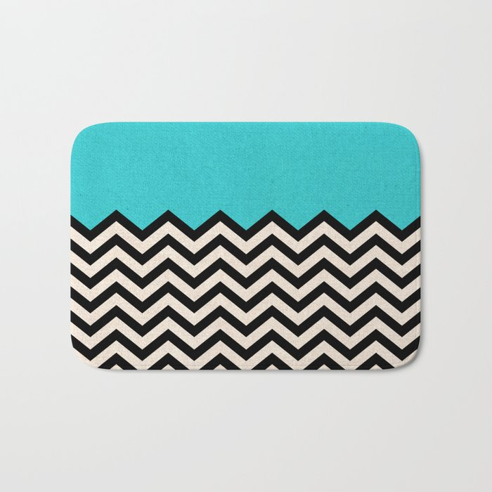 Follow the Sky Bath Mat