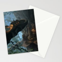 Below the Root Stationery Cards
