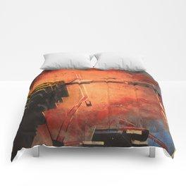 Male del male Comforters
