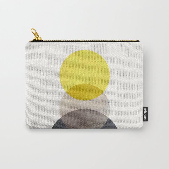 SUN MOON EARTH Carry-All Pouch