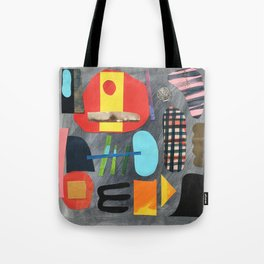Ready to Build Tote Bag