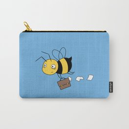 Beezness Bee Carry-All Pouch
