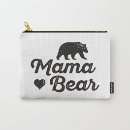 love mama bear Carry-All Pouch