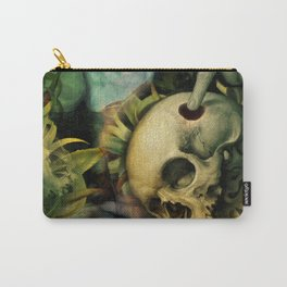 Trepanation (Skull) Carry-All Pouch