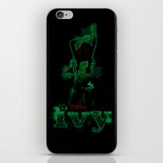 Toxic flower iPhone & iPod Skin