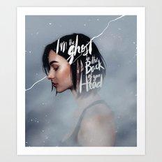 Songs XVI Art Print