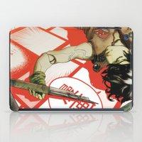 manga iPad Cases featuring MANGA! by Toni Infante