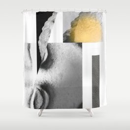 Composition 789 Shower Curtain