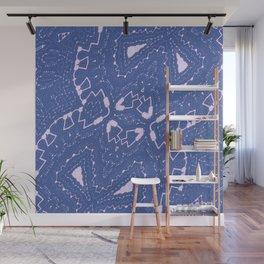 Fractal Circuitry Wall Mural