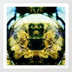 Mind's Roshak Art Print
