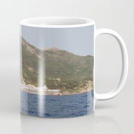 Wreck Of The Costa Concordia Coffee Mug
