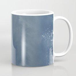 Apollo 9 - Lunar Module Over Earth Coffee Mug