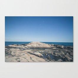 Different Rocks Canvas Print