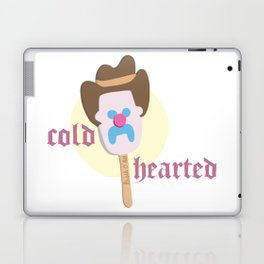 Cold Hearted Bubble O Bill Laptop & iPad Skin