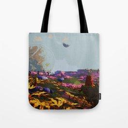 Goodmorning Lemuria Tote Bag
