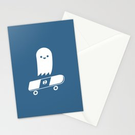 Skate Ghost Stationery Cards