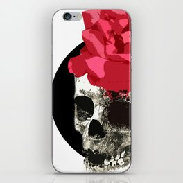 Skull - My Lady iPhone Skin