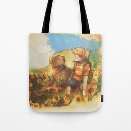 So Are The Eyes - [Mother 3] Tote Bag