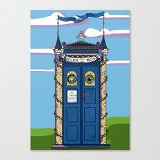 Fairytales & Relative Dimensions In Space Canvas Print