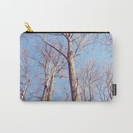 The Trees - Pastel Skies Carry-All Pouch