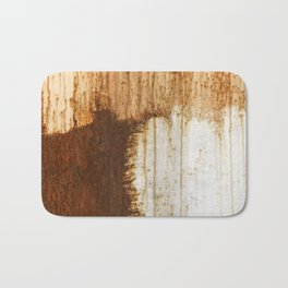 Rust 05 Bath Mat