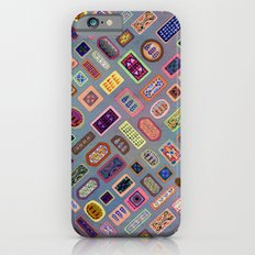 Multi-color Melody iPhone 6s Slim Case