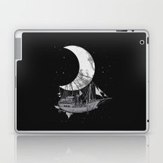 Moon Ship Laptop & iPad Skin