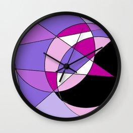 Modernity 10    by Kay Lipton Wall Clock